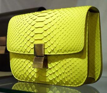 celine_yellow_python